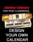 2018 Designer Jukebox Calendar