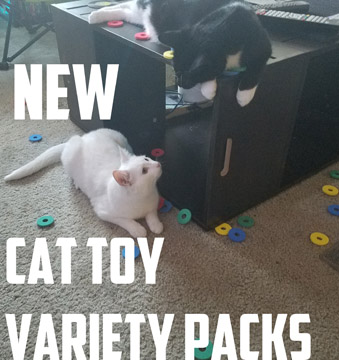 Cat toy link