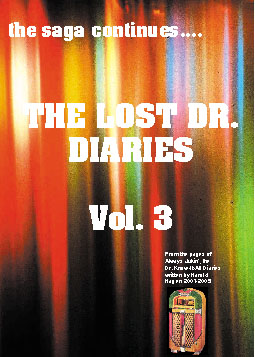 Lost Dr. Diaries Vol. 3