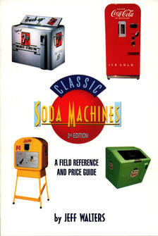 Classic Soda Machines Black&White edition